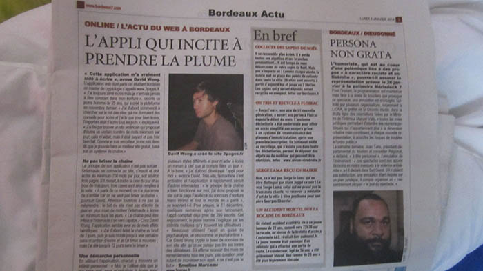 direct matin bordeaux